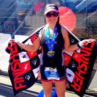 Race Report- Sunshine Coast 70.3. My first half ironman